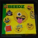 SES Beedz Emoticons SES Creative strijkkralen set emoji cadeautje Sinterklaas Kerst voorbeelden plankje kralen recensie review