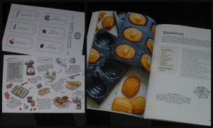 Bakgeheimen Favoriete klassiekers uit de keuken van Dille & Kamille Hilde Smeesters Lannoo kookboek bakboek bakken recepten tips extra kaart cadeaulabels cadeautje recensie review