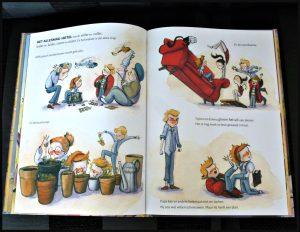 Het Allesmag Hotel Aron Dijkstra prentenboek Clavis gezeur kinderen huis regels ouders recensie review