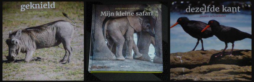 Mijn kleine safari Joukje Akveld Justin fox educatief tegenstellingen tellen Gottmer foto's dieren beesten Afrika foto's plaatjes fotoboek recensie