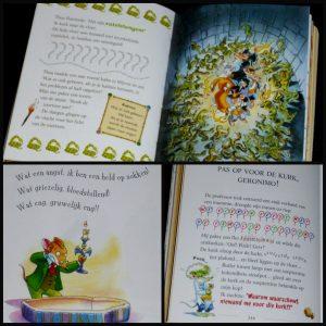 Schimmen in het Schedelslot Geronimo Stilton Zelf Lezen De Wakkere Muis speelse vormgeving feestartikelen Lezen is een feest ballonnen extra spannend kasteel schaduw recensie review