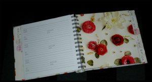 Flower & Birds Adressen en Verjaardagen adresboek verjaardagen notities gebruikersnaam inlogcodes recensie review BBNC