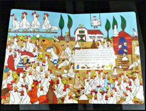 Chef Sjef Esmée van Doorn Van Holkema & Warendorf prentenboek kartonboek kijk- en zoekboek eten koken ingrediënten wortel kinderen producten informatie gerechten zoeken recensie review