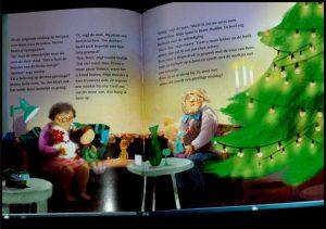 De kleine engel die geluk bracht Marianne Busser Ron Schröder voorleesboek prenten kerstverhaal Kerstmis Van Holkema & Warendorf Kerst genieten boodschap aandacht tijdloos recensie review