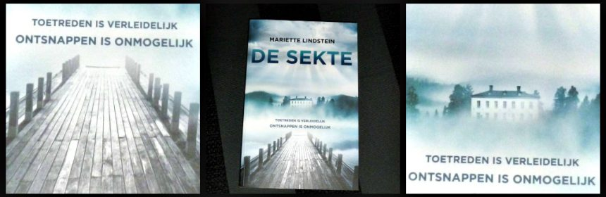 De Sekte Mariette Lindstein detective AW Bruna sektes programma leven Zweden eiland opofferingen recensie review