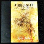 Firelight 2 Achter de nevel Sophie Jordan Colibri boeken trilogie Fantasy Firelight 1 Ziel van vuur Firelight 3 Kracht van de onyx recensie review