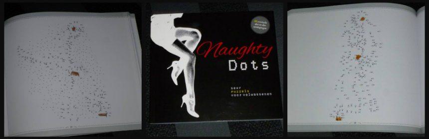 Naughty Dots puzzelboek BBNC dot-to-dot-puzzels van punt naar punt tekeningen foto's volwassenen 18+ cadeau uitdagend verbeelding recensie review
