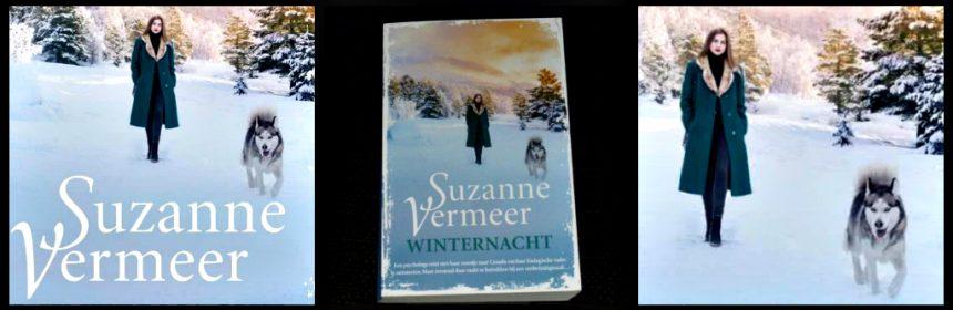 Winternacht Suzanne Vermeer thriller AW Bruna winter zomer Canada Nederland fans voorspelbaar proloog verkeerde been verdwijning adoptie geheimen familie natuurpark recensie review