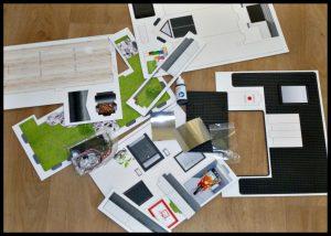 Ravensburger ScienceX Elektro Huis 8+ ScienceX Smartscope stroomgeleidende inkt elektro lampjes printplaat motor geluiden licht stekkertjes aansluiten in elkaar zetten knutselen experimenteren toezicht recensie review
