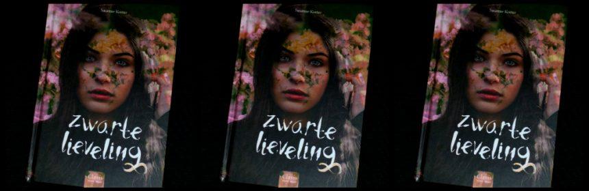 Zwarte Lieveling Susanne Koster Clavis Young Adult misbruik mishandeling hoop kindertehuis liefde trilogie oneindigheidstrilogie recensie review