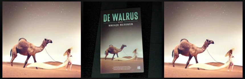 De Walrus Bregje Bleeker waargebeurd autobiografie roman Lebowski hasjhandelaar Amsterdam studente jonge vrouw crimineel foute man spel angst levensverhaal zorgen roerige periode charmes recensie herziene uitgave herschreven debuutroman recensie review