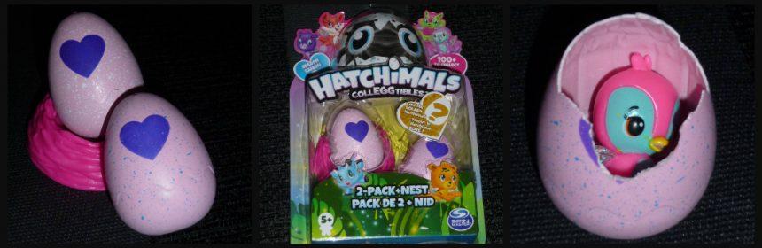 Hatchimal CollEGGtibles Seizoen 2 verzamelen eieren uitbroeden 2-pack nest openbreken wrijven hart verkleuren gekropen kennismaking collectie familie speelfiguur verrassingseffect verlanglijstje sparen recensie review