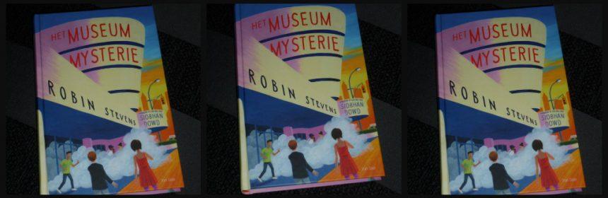 Het Museum Mysterie Robin Stevens Zelf Lezen Van Goor leeservaring autisme autistische stoornis begrip anders denken hersenen Guggenheim museum New York spannend speuren dader gestolen diefstal doelgroep Siobhan Dowd Het reuzenradmysterie vervolg recensie review
