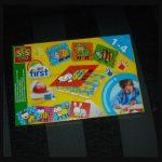 SES Mijn eerste vingerverf kaarten SES My First Finger Paint knutselen vingerverven kliederen kaarten dieren print karton fantasie verftekening kunstwerk werkjes openingen dierenkaarten cadeau schilderij wisselen optie creaties plezier 1+ peuter recensie review