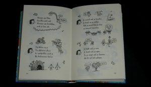 De waanzinnige boomhut van 91 verdiepinen Andy Griffits Terry Denton Zelf Lezen graphic novel Lannoo fantasierijk uitvindingen De waanzinnige boomhut van 78 verdiepingen reeks serie boomhut tekeningen leven fans vliegen belevenissen recensie review