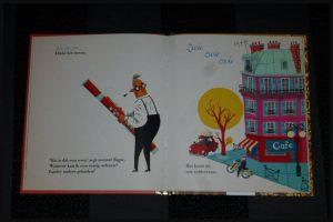Het mooiste geluid ter wereld Paulien Cornelisse prentenboek Rubinstein muziek triangel fagot pauk instrumenten muziekinstrument orkest samen spelen recensie review