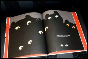 Ik ben een kat! Galia Bernstein prentenboek Leopold iedereen is gelijk soort dieren dapper leeuw poema tijger panter luipaard overeenkomsten verschillen onzekerheid recensie review