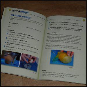 Experimenteren met wetenschap voor kids voor dummies Olivia J. Mullins wetenschap proefjes kinderen foto's vormgeving tekeningen luchtdruk geluidsgolven zelfstandig hulp recensie review