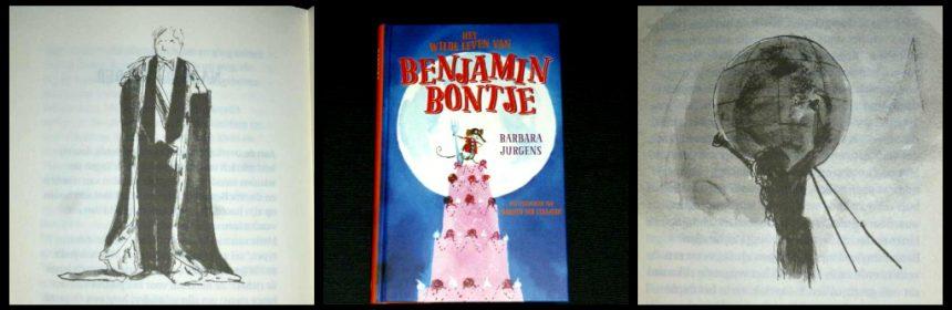 Het wilde leven van Benjamin Bontje Barbara Jurgens Zelf Lezen Moon ratten dierenwinkel moeder boeven riool Amsterdam Paleis op de Dam boevenfamilie humor grappig spannend spanning verbeelding recensie review