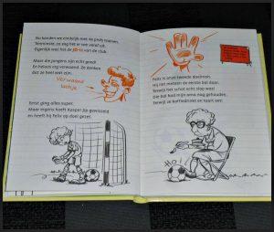 Mijn eerste profwedstrijd Heiko Wolz Zelf Lezen VI Kids dagboek jeugdteam profclub uitdaging trainen winkans winnen beginnende lezer moeilijke woorden uitleg recensie review mijn leven als voetballer