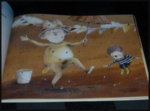 Misschien is doodgaan wel hetzelfde als een vlinder worden Pimm van Hest Lisa Brandenburg prentenboek Clavis dood overlijden filosoferen gesprek vragen angsten gedachten fase troost reageren recensie review