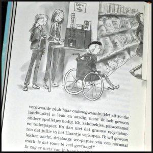 Sjaan Nel Konijn Chanel Coco van Rijn Irisi boter Zelf Lezen Uitgeverij Moon dorp tegenstellingen vriendschap spanning gelachen recensie review