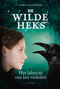 De Wilde Heks V Het labyrint van het verleden Lene Kaaberbøl Zelf Lezen Lannoo boekenreeks serie jeugd spannend gevaar recensie review
