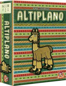 Altiplano White Goblin Games bordspel strategisch grondstoffen energie voedsel acties uitvoeren speelvelden speelfiguur voorraad verbouwen verkopen investeren recensie review