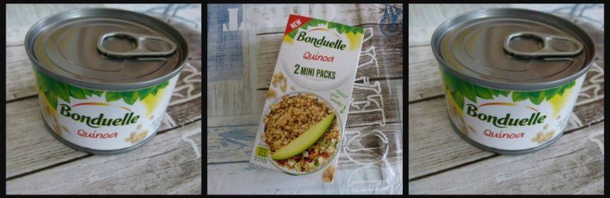 Bonduelle Mini Packs Quinoa eenpersoons huishouden boodschappen snel klaar blikjes voorraadkast salade warme maaltijd lunch koude en warme gerechten recensie review