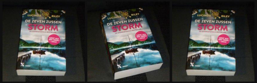 De zeven zussen 2 Storm Lucinda Riley roman Xander Uitgevers adoptie zoektocht afkomst Bergen Oslo Noorwegen zeilen brief reis roots recensie review