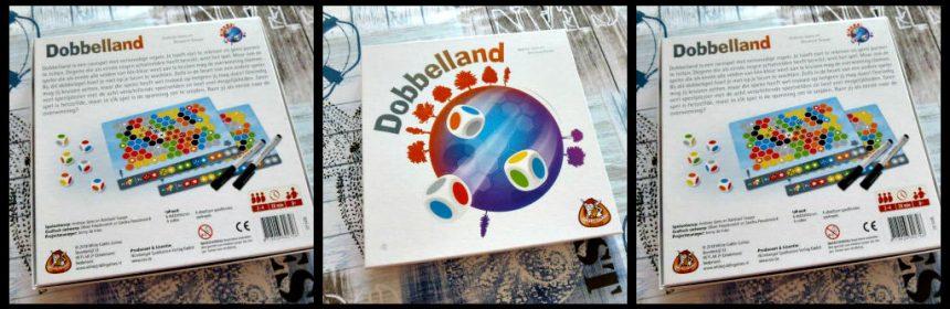 Dobbelland White Goblin Games dobbelen dobbelspel Traxx vergelijkbaar verschillen overeenkomsten uiterlijk velden aankruisen matje wegvegen spelers recensie review