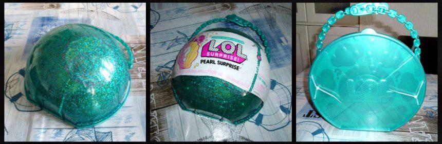 L.O.L. Surprise LOL Surprise Pearl Surprise MGA Entertainment verrassingsbal unboxing vlog bruisbal schelp poppetjes rage verzamelen accessoires ballen ijswater verzameling recensie review #lolsurprise