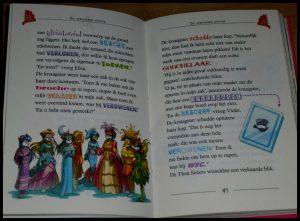 Carnaval in Venetië Thea Stilton Thea Sisters Zelf Lezen De Wakkere Muis vormgeving tekeningen diefstal gratis masker sfeer feestelijk spannend boottocht Rialtobrug carnavalskleding feestje recensie review