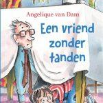 Een vriend zonder tanden Angelique van Dam Uitgeverij Moon zelf lezen voorlezen overblijven school juf verzorgingshuis ouderen eenzaamheid recensie review
