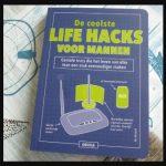 De coolste life hacks voor mannen Dan Marshall Nederlandse boeken Deltas Vaderdag mannen gadgets cadeautje recensie review