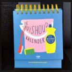 De huishoudkalender Inez van Eijk Nederlandse boeken Life hacks huishouden tips cadeau recensie review