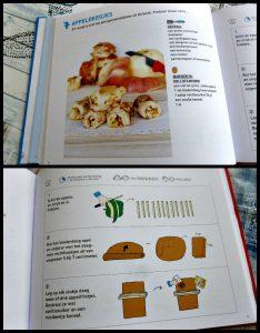 Mijn kind bakt graag Helena Welvaert kookboek Lannoo vormgeving stap voor stap tekeningen bereiding hulp hand- en spandiensten succesrecepten supersimpel vormgeving recensie review