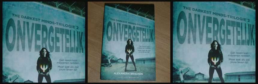 The Darkest Minds Trilogie 2 Onvergetelijk De overlevenden Alexandra Bracken Young Adult alliantie gevaar spannend pageturner Karakter Uitgevers Een onzeker licht recensie review