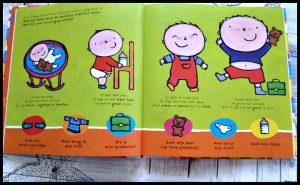 Buikje Bloot Karels grote boek over het lichaam Liesbet Slegers Clavis prentenboek informatief leerzaam herkenbaar verzorging wat kan ik hoe zie ik er uit lichaamsdelen bewegingen uitdagend bezoekjes dokter tandarts wassen tandenpoetsen thuis school recensie review