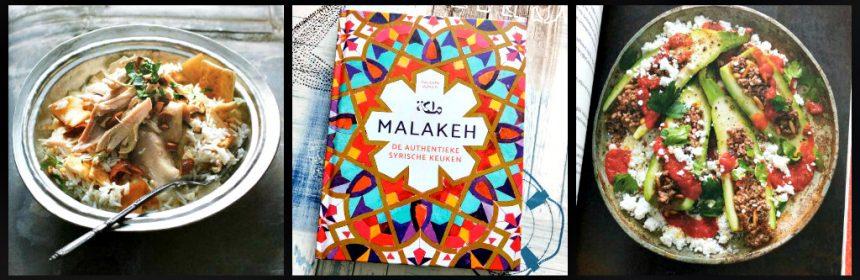 Malakeh Malekeh Jazmati Deltas tv-chef Syrië Syrische keuken gerechten recepten kleurgebruik oorlog naslagwerk kennismaking persoonlijk verhalen foto's schoonheid land reis personen bereidingstijd voorbereidingstijd inweken zomer recensie review