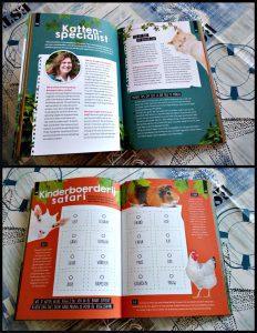 DierenpraatTV Doeboek Britt Dekker Richard Versluijs Doeboek Karakter Uitgevers puzzels kleuren kleurplaten knutselen DIY informatie ontspannen testjes vervelen huisdieren dachtertuin moment onderweg recensie review
