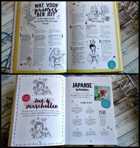 Het grote Jill-Spelletjesboek Jill Schirnhofer Karakter Uitgevers doeboek DIY puzzelen camping bungalowpark thuis tekenlessen kleurplaten doolhoven zoekplaatjes rebussen woordzoekers kokkerelen donut flamingo gevulde aardbeien knutselen pimp slippers dilemma vriendinnen recensie review