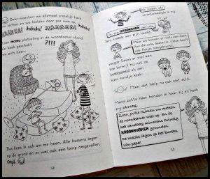 De knotsgekke wereld van Lotte Wirwar De Koala-Cola Wedstrijd Alice Pantermüller Daniela Kohl graphic novel zelf lezen boekenreeks serie tekeningen letterformaat babysitvriendinnen Australië droomreis hoofdprijs recensie review