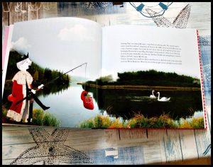 Prinses Leentje en de weg naar het hart Babette van Veen Sprookjes voorleesboek Uitgeverij Moon scheiding verliefd vrienden ont-trouwen herkenbaar regenboog hart kasteel koning koningin deftig begrijpen herkennen positieve lading steun elementen recensie review