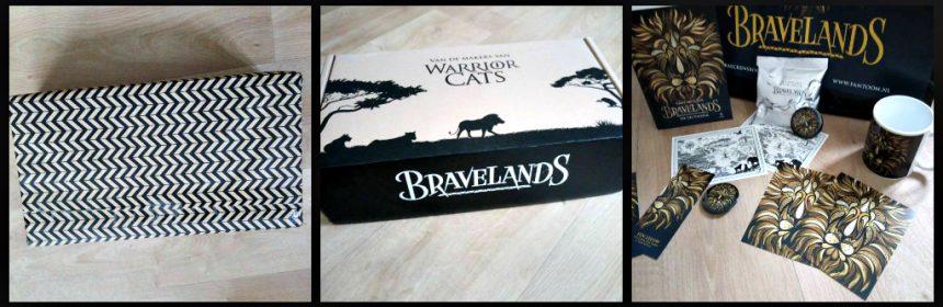 Bravelands 1 De Outsider Erin Hunter Fantoom Zelf Lezen dierenrijk leeuw olifant baviaan evenwicht toekomst trilogie
