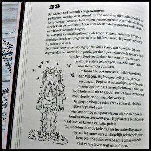 Jakkes! 101 walgelijke weetjes Mathilda Masters informatief educatief interessant vies Lannoo kinderen taalgebruik humoristische illustraties tussendoor dieren geschiedenis recensie review