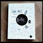 Mijn Bullet Journal Stickers Hobby MUS Creatief BBNC habittracker bujo washitape stickers stickerboek geur plakken stijlen zwart wit kleur tabjes aanrader persoonlijk recensie review