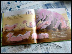 Boer Boris en de olifant Ted van Lieshout prentenboek Gottmer vriendschap mens dier boerderij vermommen Artis dierentuin boekenkast leerzaam geluiden herhaling vragen cadeau feestdagen recensie review