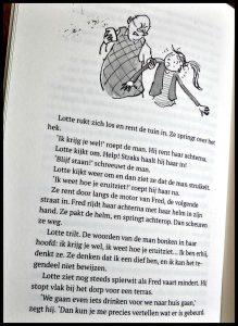 Juf Braaksel en de magische ring Carry Slee zelf lezen voorlezen serie reeks schoolreisjes juf directrice school trakteren klas geheim vriend alarmsystemen inbraken probleem verdrietig recensie review