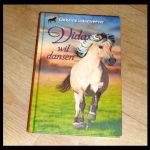 Gouden paarden: Vidar wil dansen Christine Linneweever Zelf Lezen Kluitman paarden fjord werkpaard dressuur bossen lappenmand kleindochter zorgen pony boekenreeks recensie review